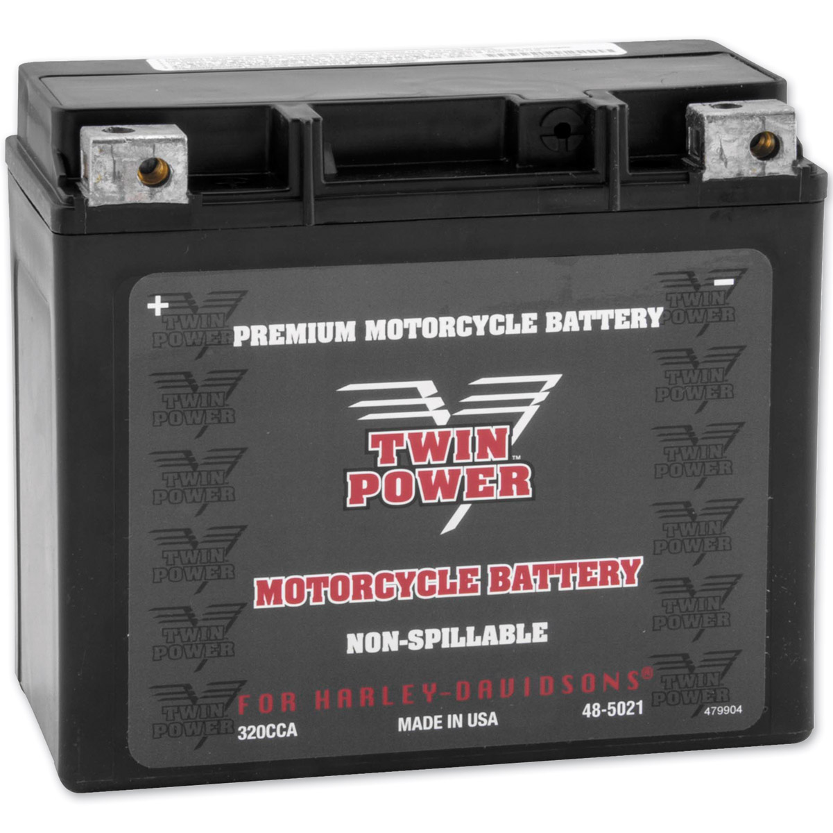 Twin Power High Performance AGM Battery