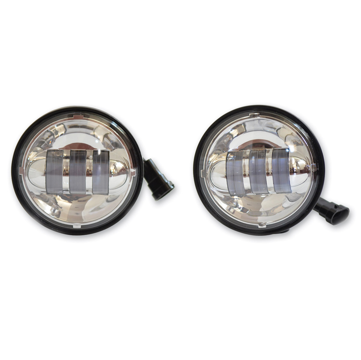 Light Pole Definition: PathfinderLED High Definition Chrome 4-1/2″ LED Passing