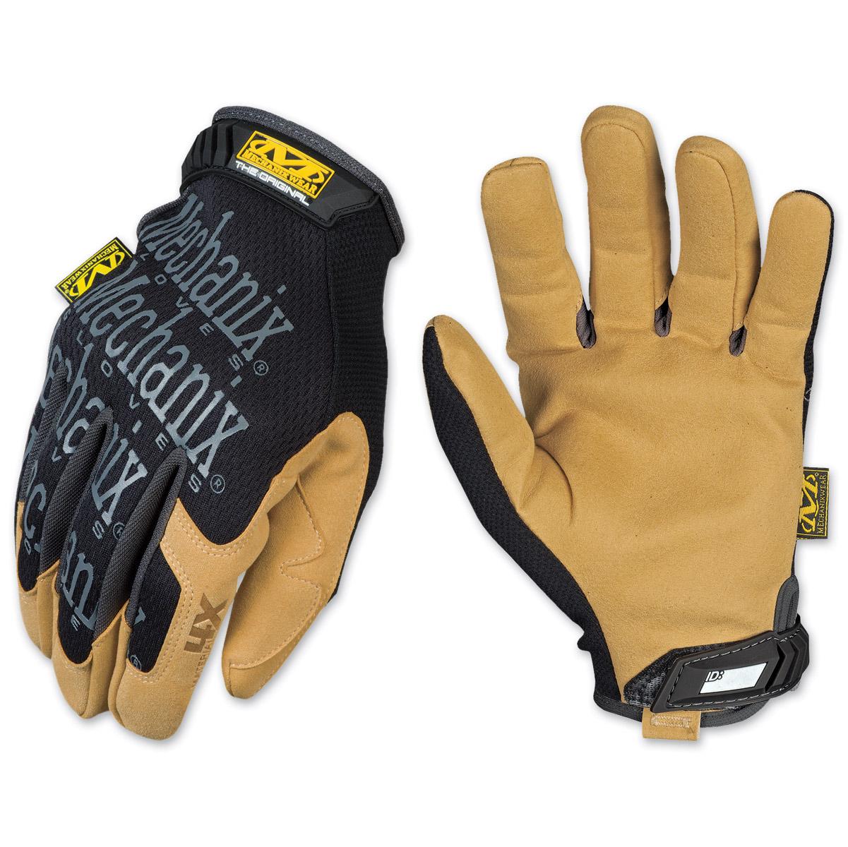Mechanix Wear 4X Original Series Tan/Black Glove