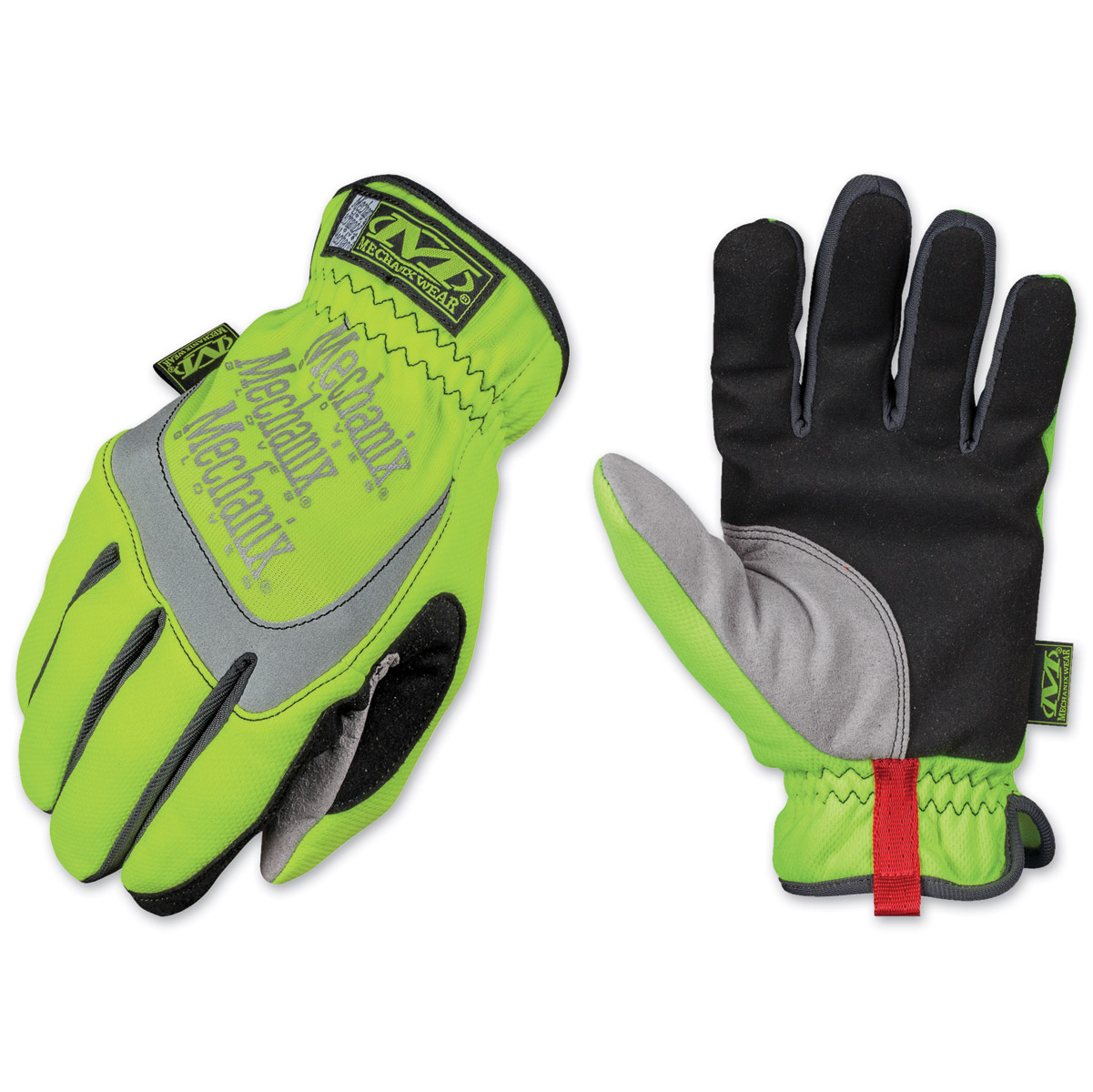 Mechanix Wear Original Hi-Viz Yellow Gloves
