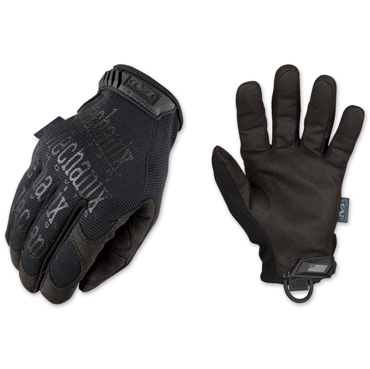 Mechanix Wear Original Covert Black Gloves