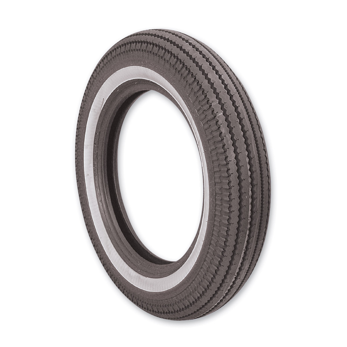 Shinko 270 5.00-16 Narrow Whitewall Front/Rear Tire