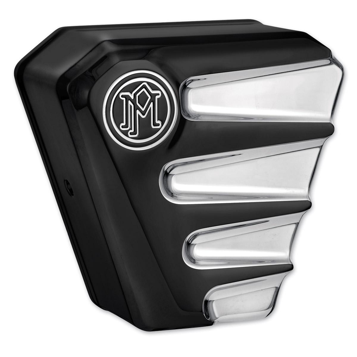 Performance Machine Platinum Cut Scallop Horn Cover