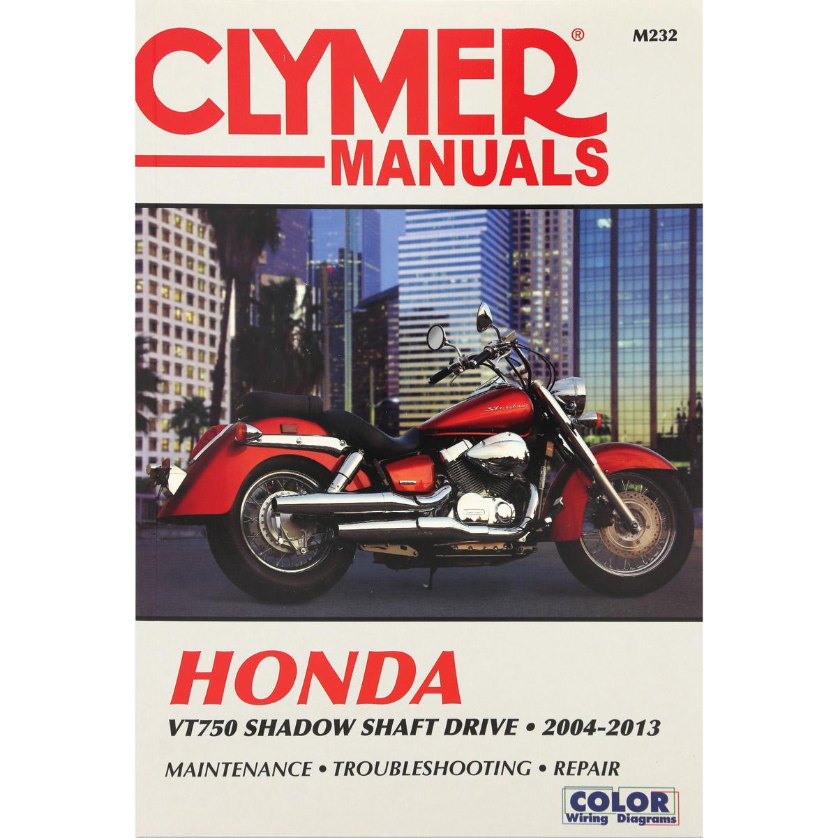 clymer honda motorcycle repair manual m232 Dodge Repair Diagrams