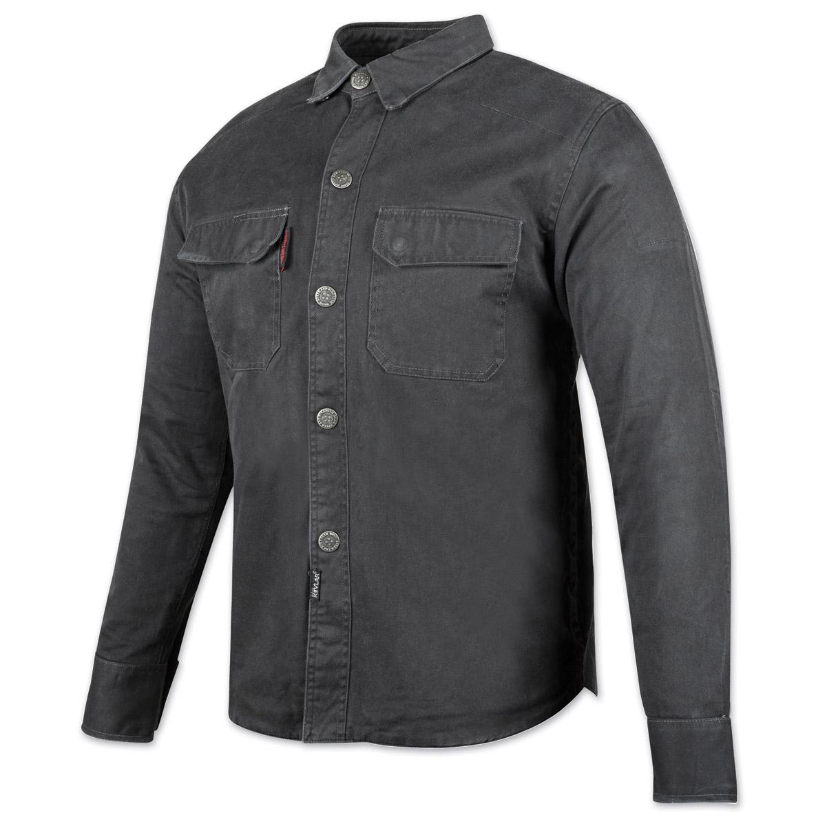 Speed and Strength Men's Last Man Standing Black Moto Shirt Jacket