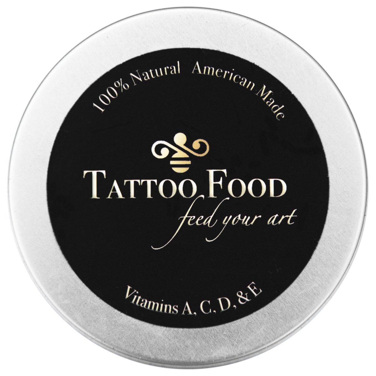 Riders Leather Seal Tattoo Food 4 oz