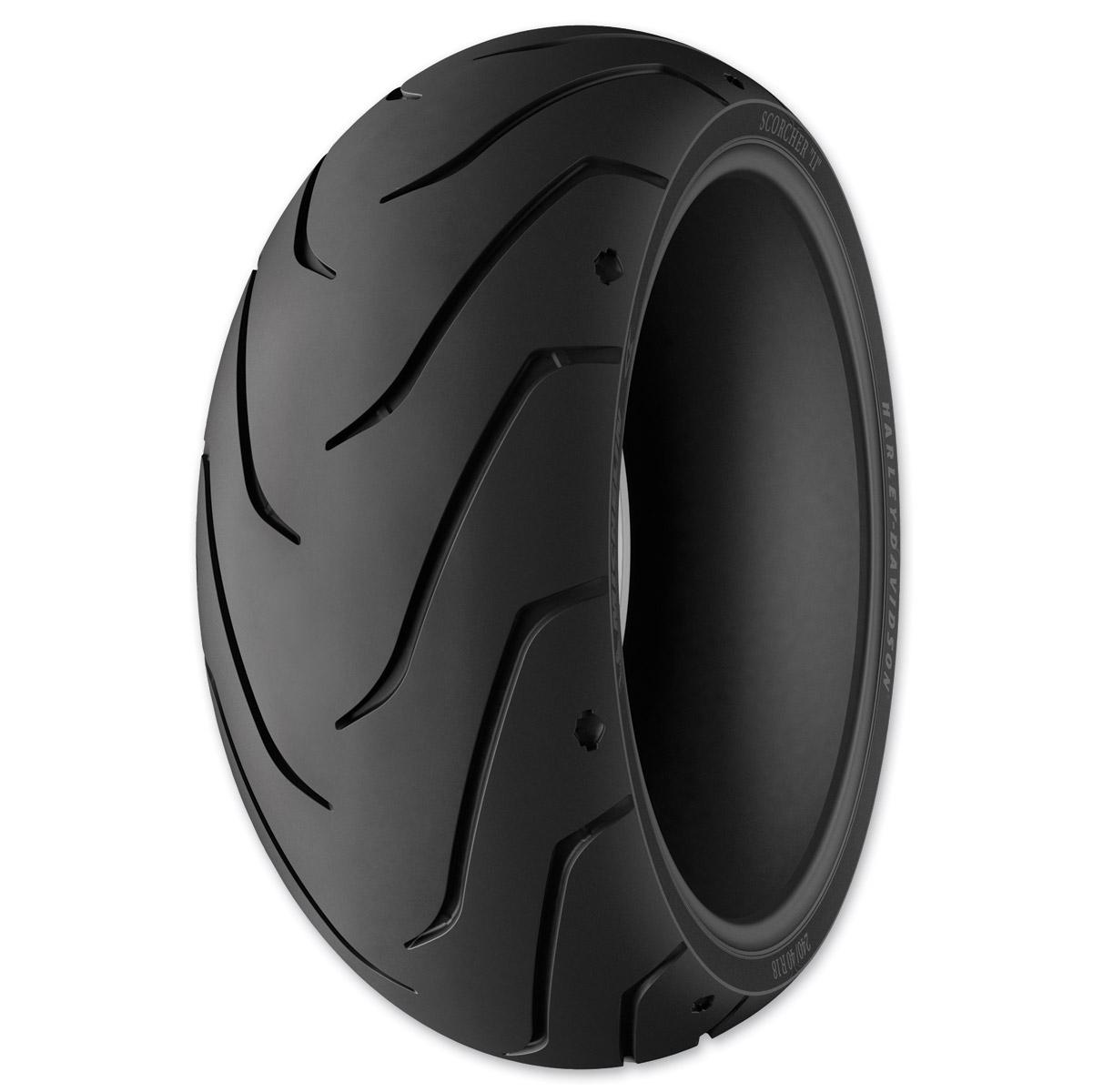 Michelin Scorcher 11 140/75R15 Rear Tire