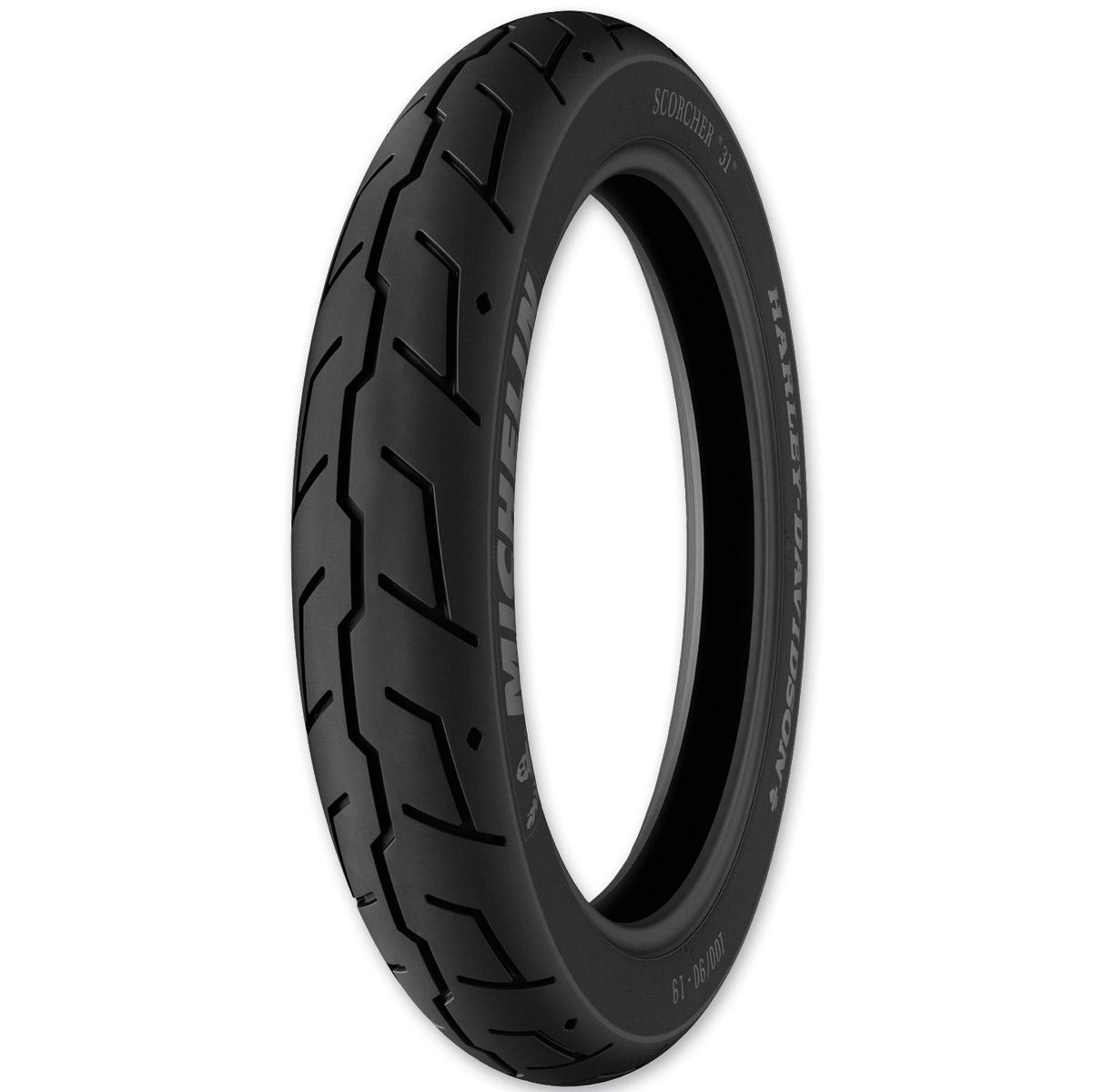 Michelin Scorcher 31 100/90B19 Front Tire