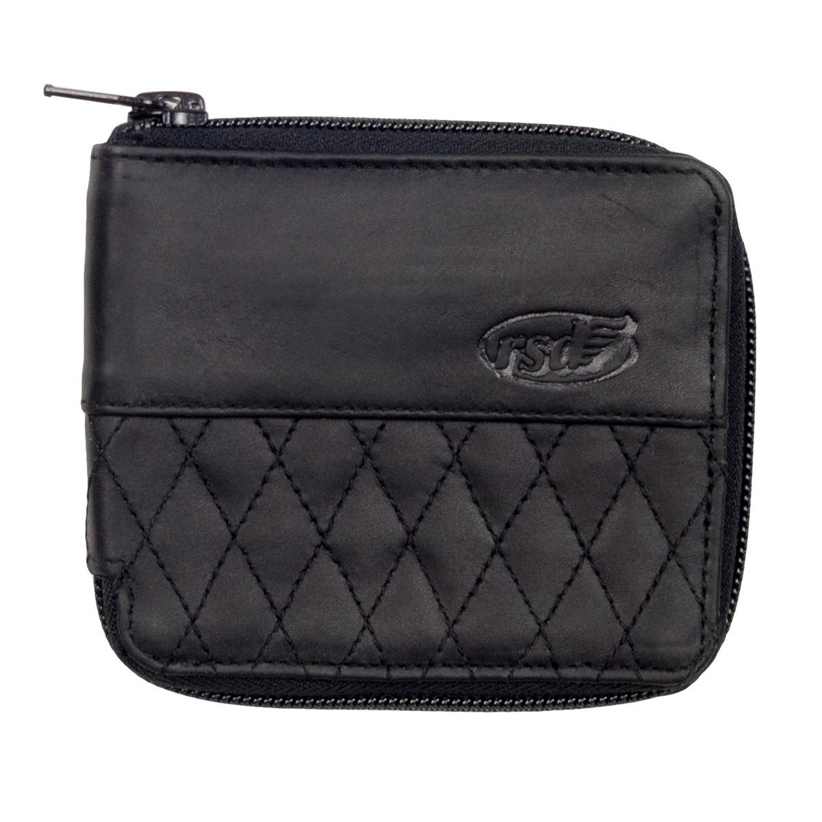 Roland Sands Design Crenshaw Black Wallet
