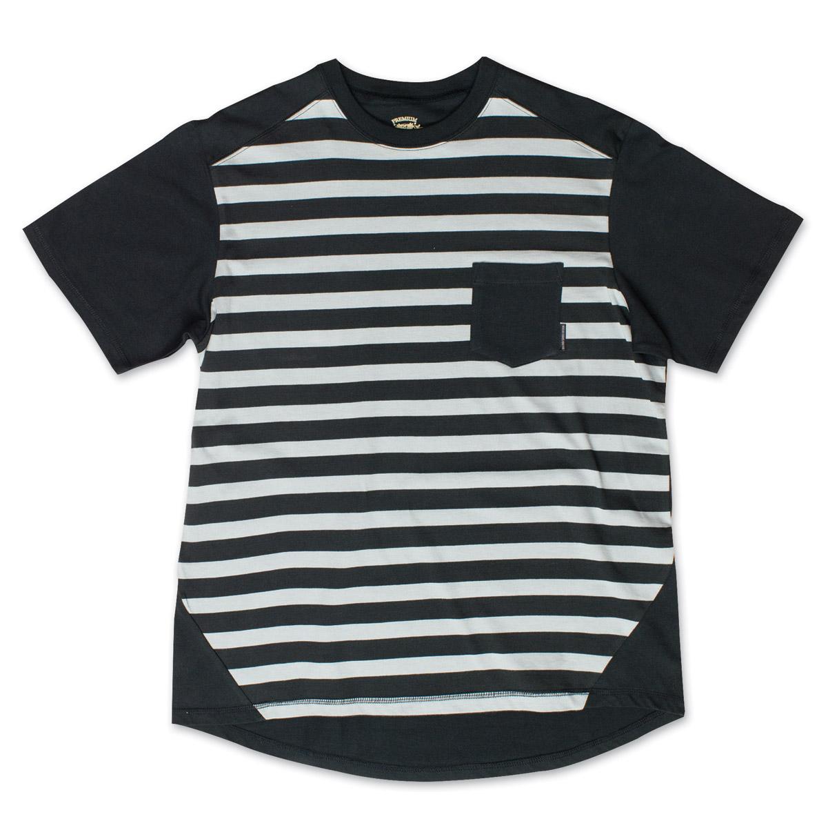 Roland Sands Design Men's County Black/Gray T-Shirt