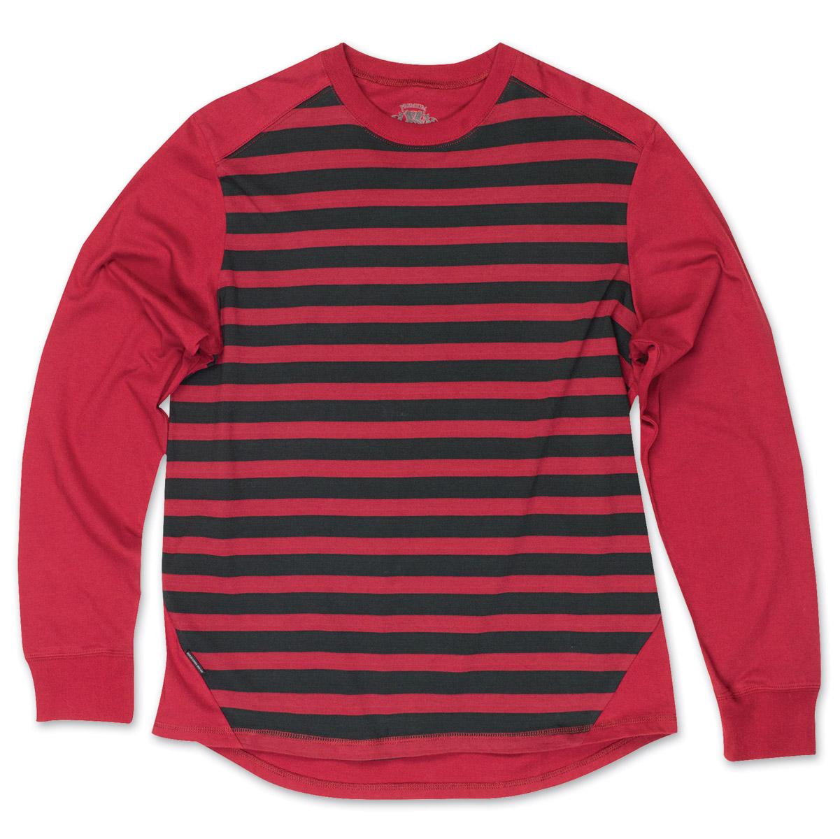 Roland Sands Design Men's County Oxblood/Black Long Sleeve T-Shirt