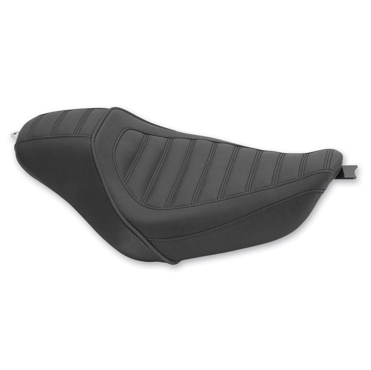 Mustang Revere Journey Stripe Black Seat