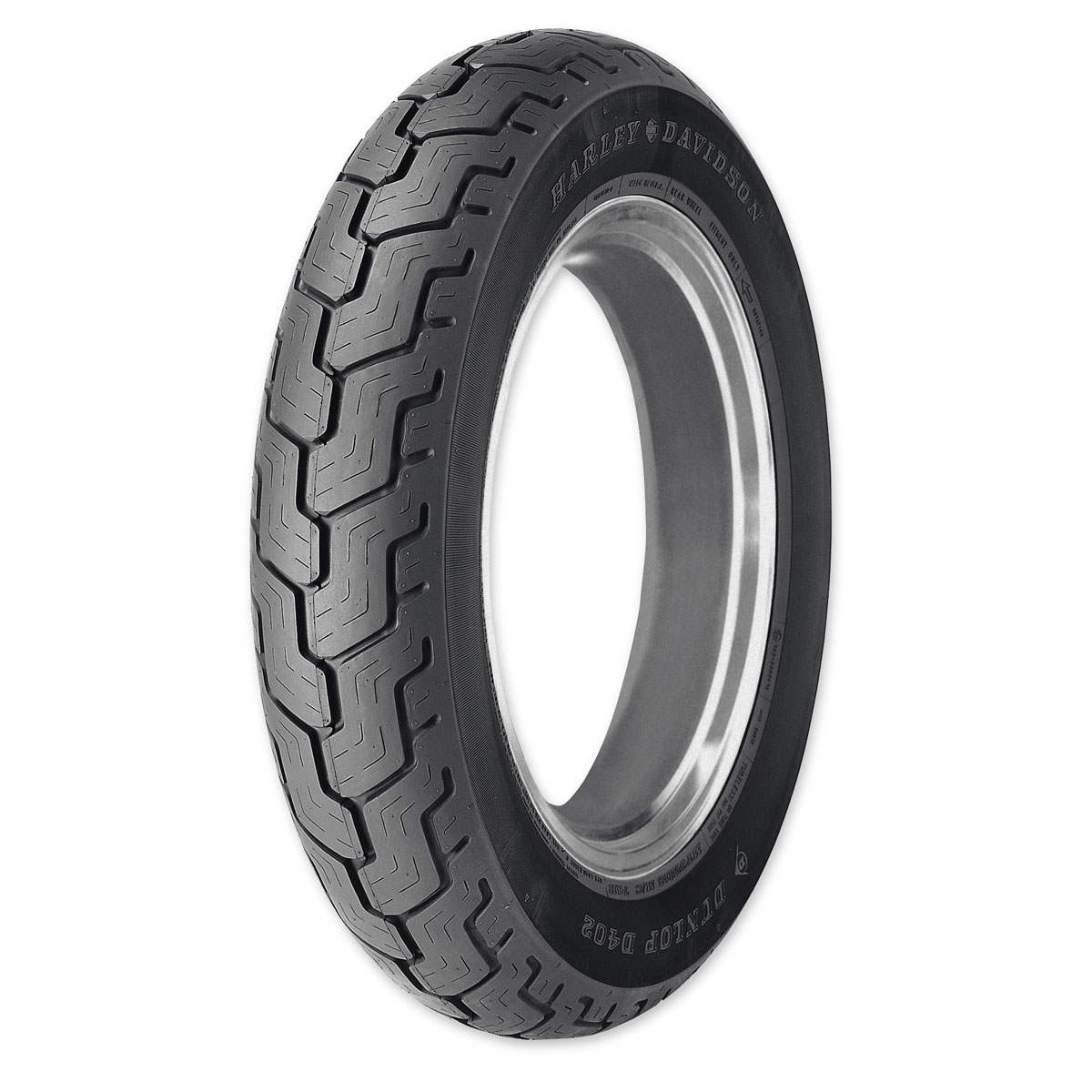 Dunlop D402 Touring MT90B16 Rear Tire