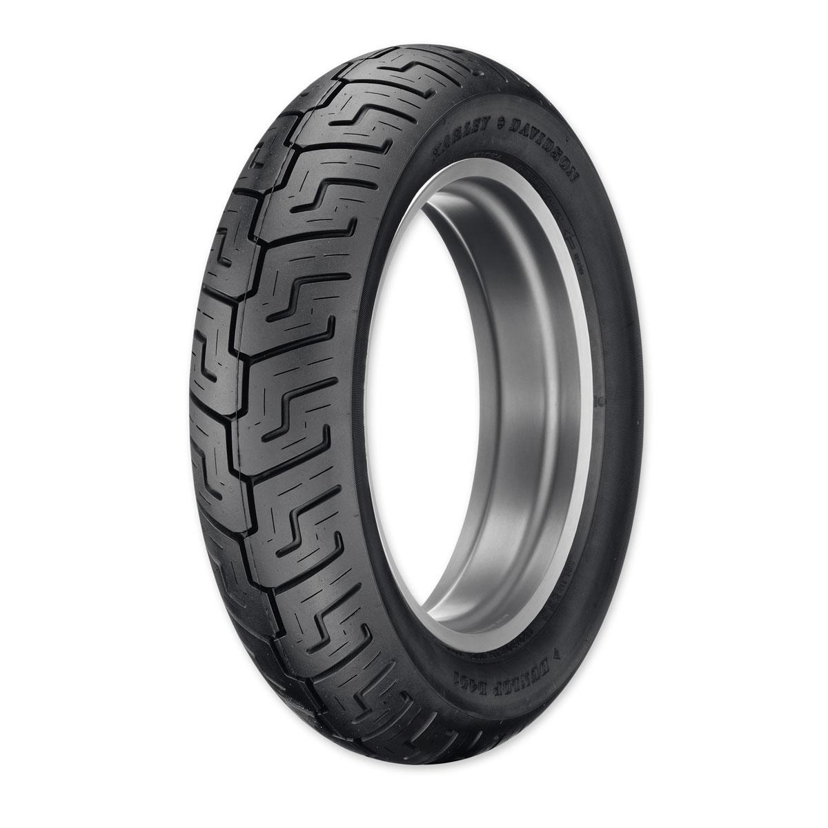 Dunlop D401 130/90B16 Rear Tire