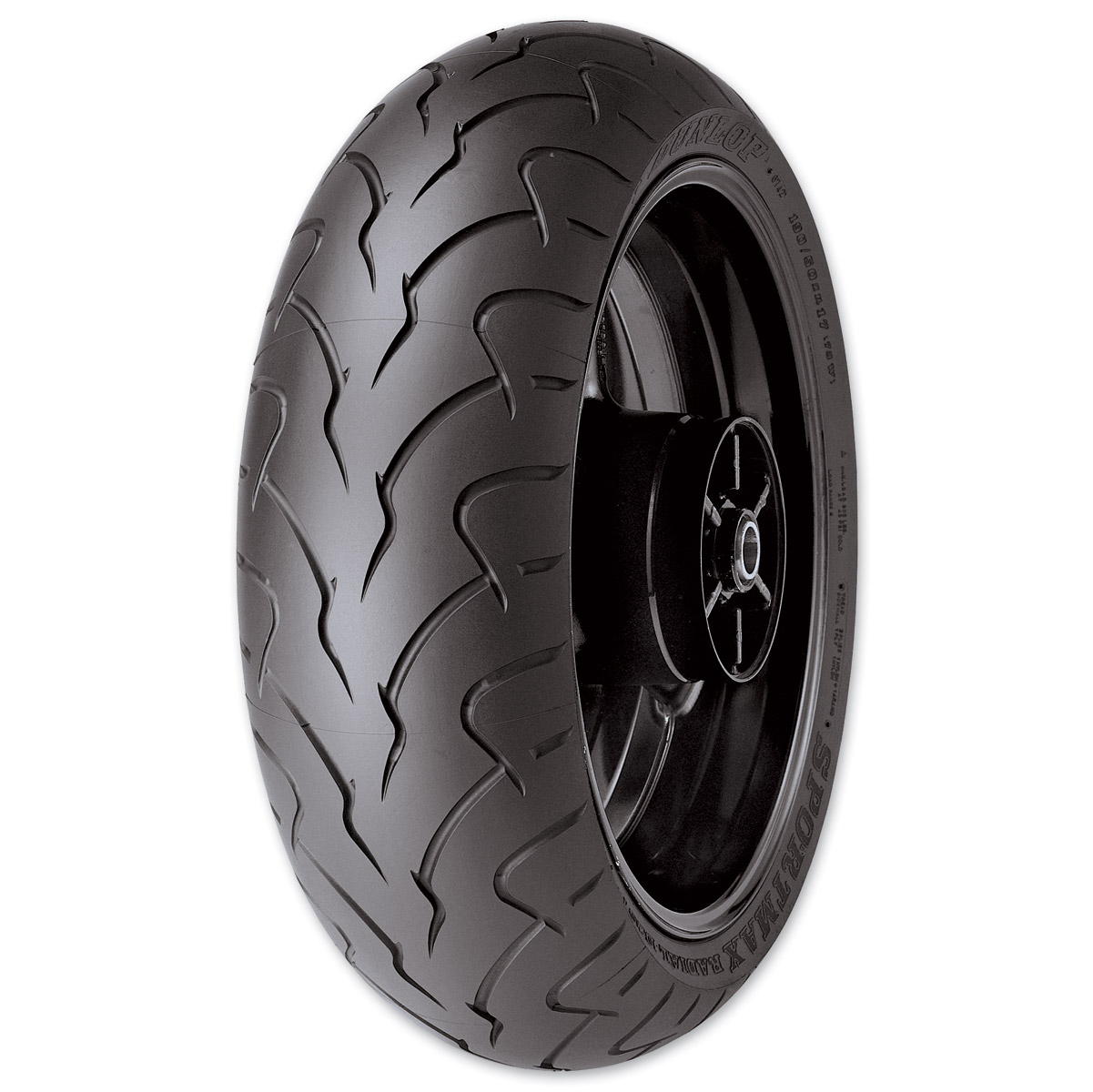 Dunlop D207 ZR 180/55ZR18 Rear Tire