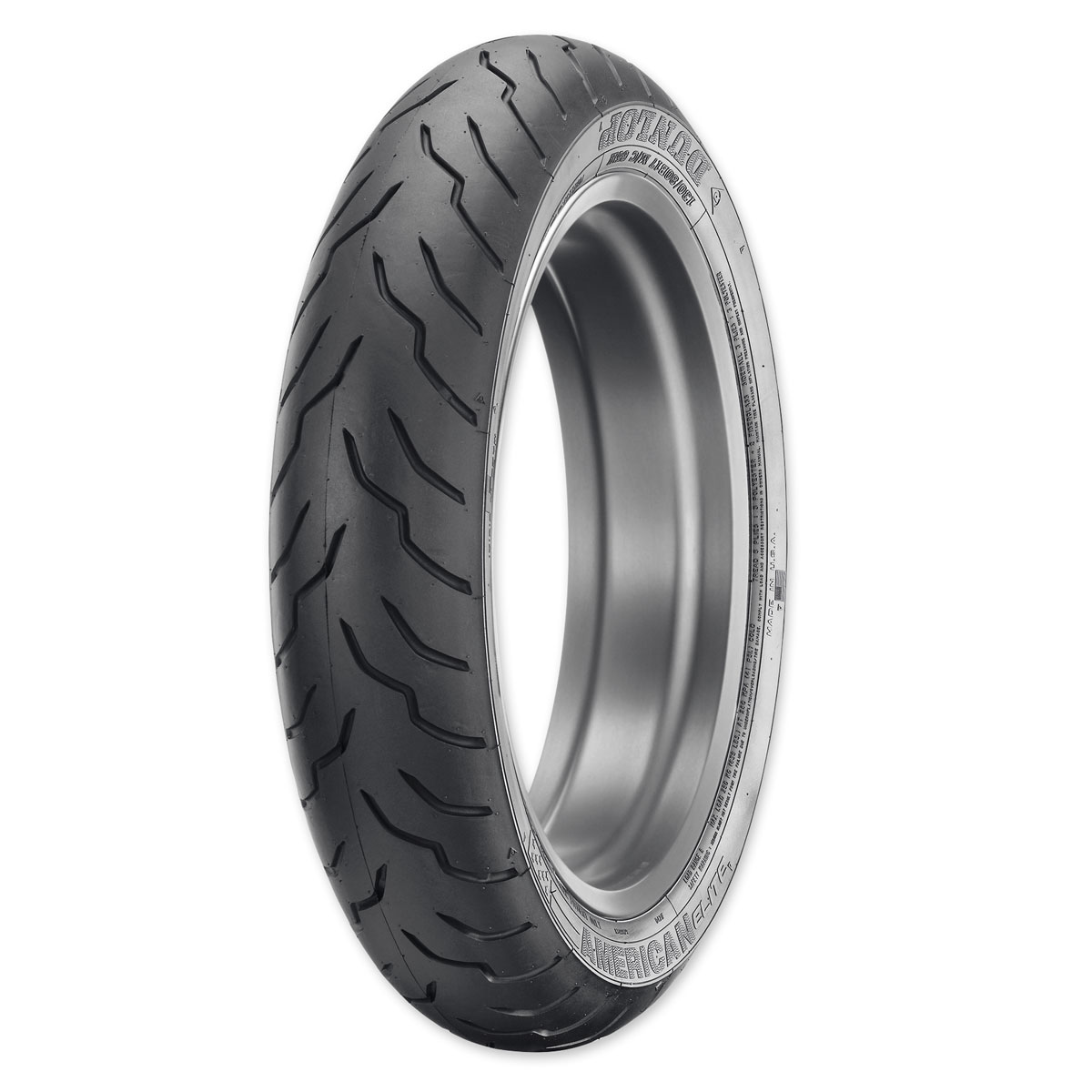 Motorcycle Tires Save Big On Jp Cycles Rocket Rims Plug Wiring Diagram Dunlop American Elite 130 80b17 Front Tire
