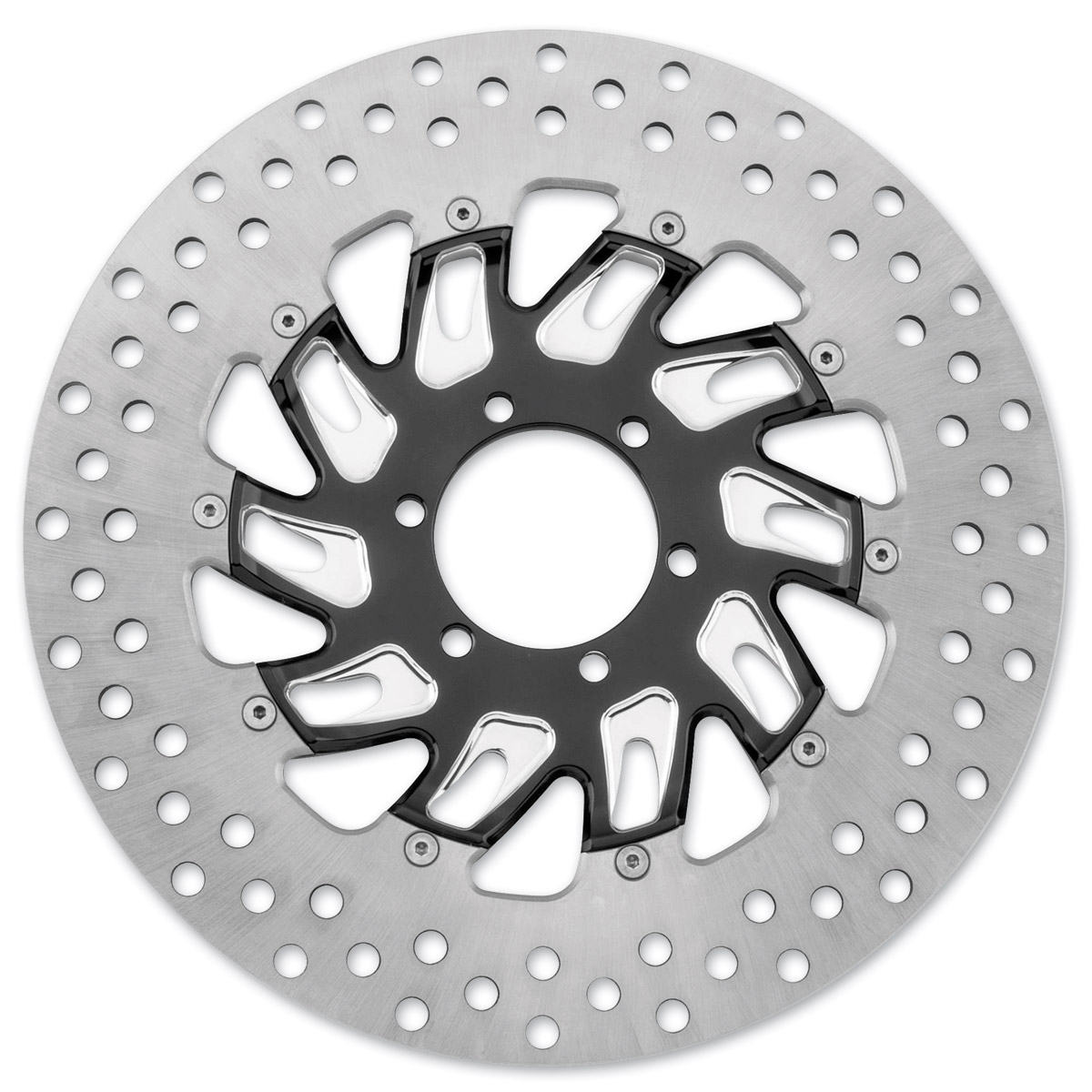 Performance Machine 11.8″ Supra Contrast Cut Platinum Front/Rear Left Brake Rotor