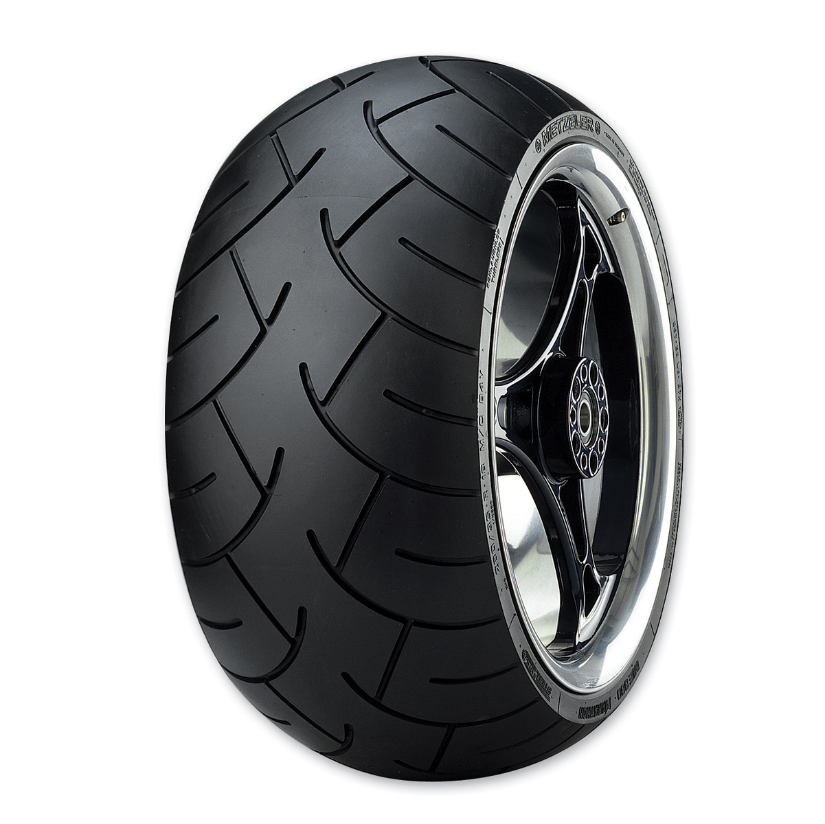 Motorcycle Rear Tire >> Metzeler Me880 Marathon 260 40r18 Rear Tire 216 111 J P Cycles