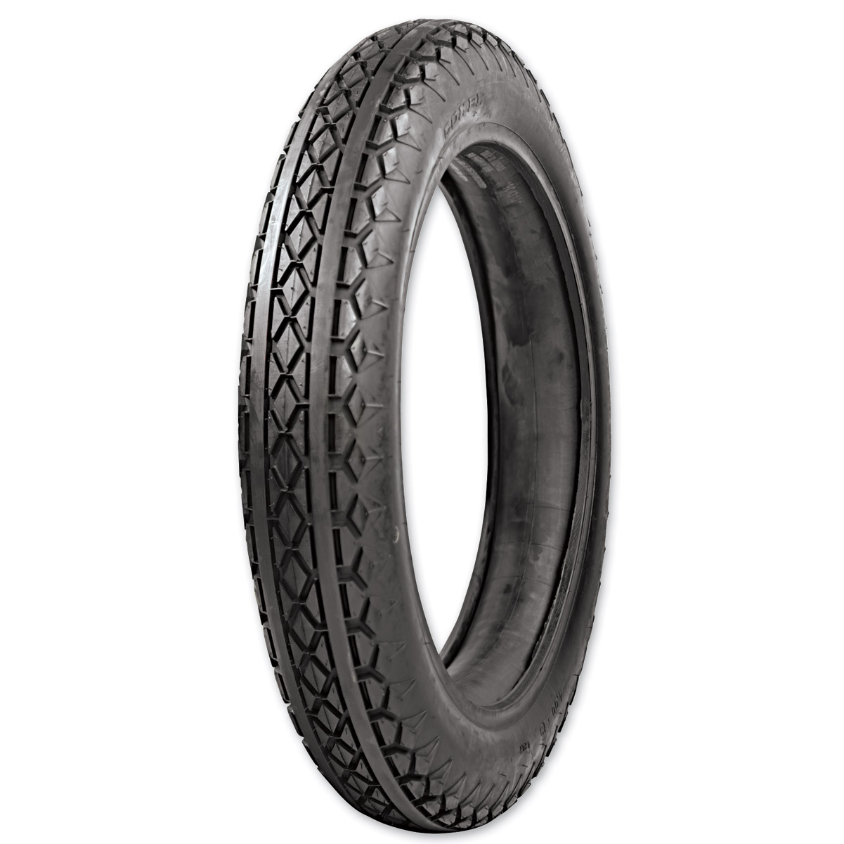 Coker Diamond Tread 4.00-18 Front or Rear Tire