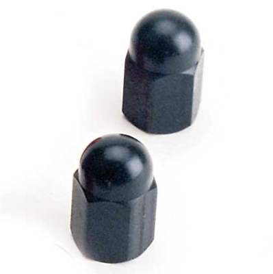 Barnett Performance Products Black Anodized Valve Stem Cap