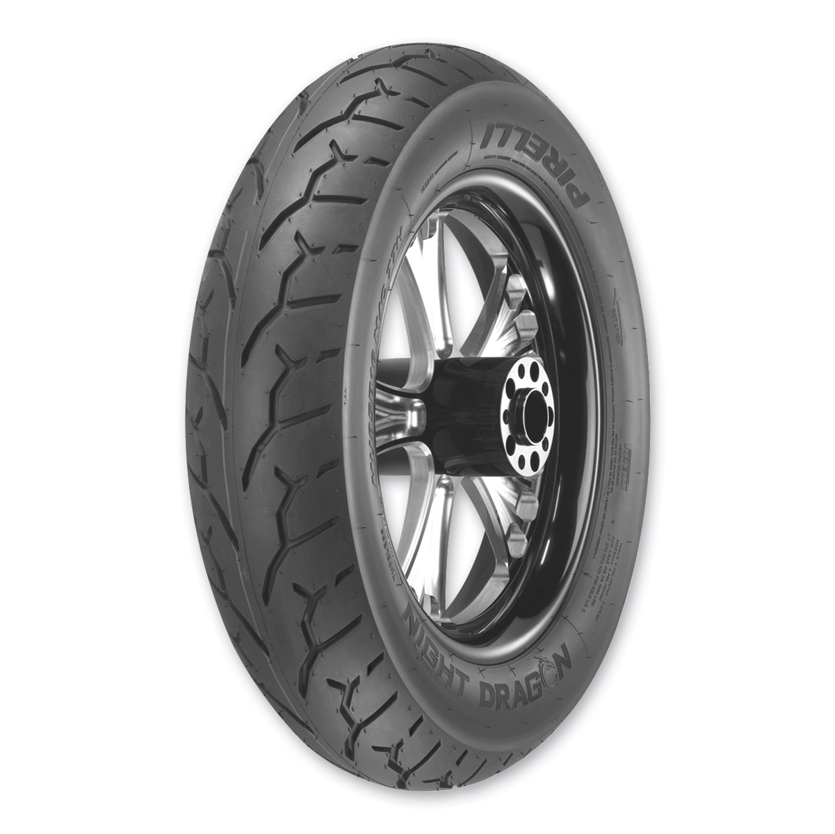 Pirelli Night Dragon MT90B16 Front Tire