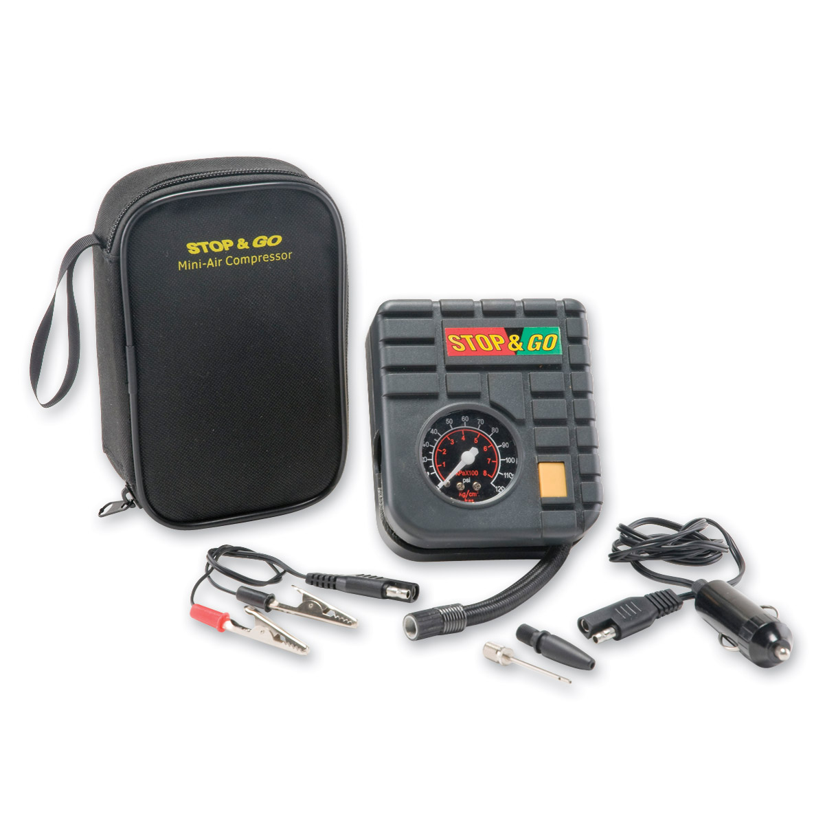 Stop & Go Mini Air Compressor