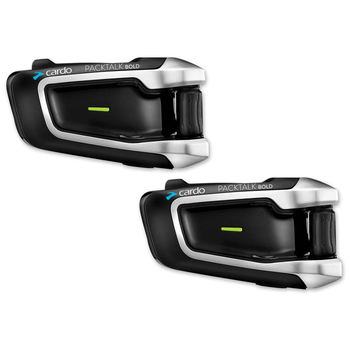 Cardo PackTalk Bold Headset - Duo Pack