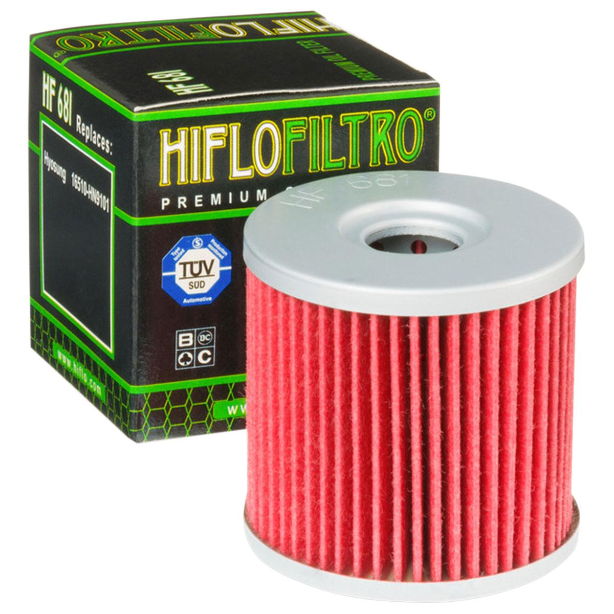 HIFLOFILTRO Oil Filter Cartridge