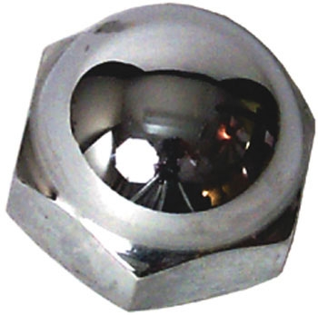 Colony Chrome Plated Stem Nut