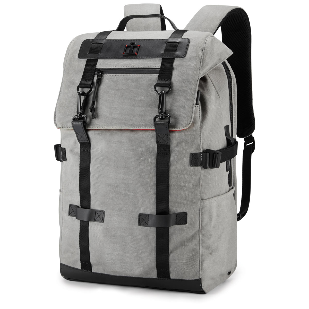ICON One Thousand Advokat 2 Wax-Canvas Backpack