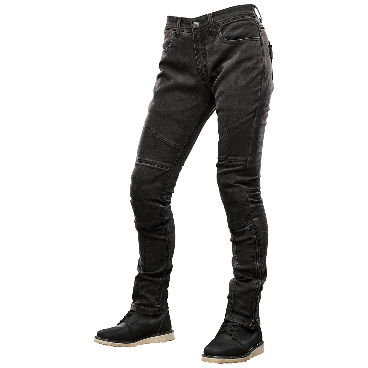 Speed and Strength Women's Street Savvy Black Moto Pants