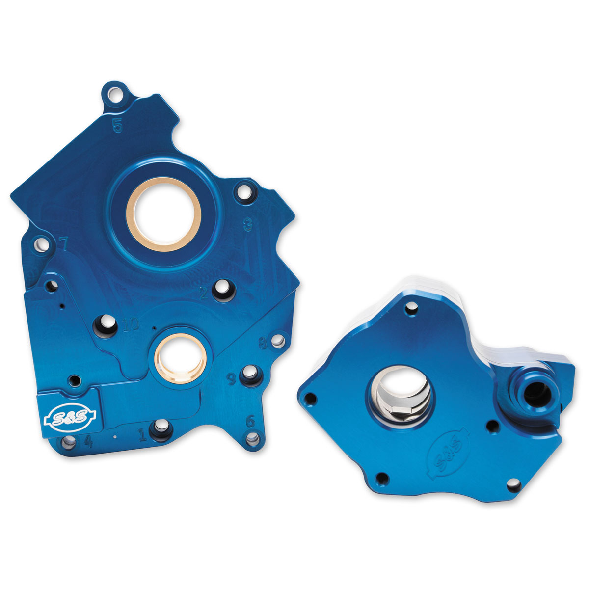 S&S Cycle Cam Plate And Oil Pump Kit
