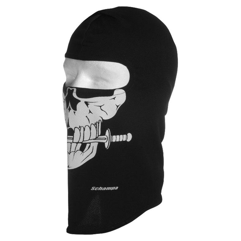 Schampa Lightweight Pirate Skull Balaclava - BLCLV008-D ...