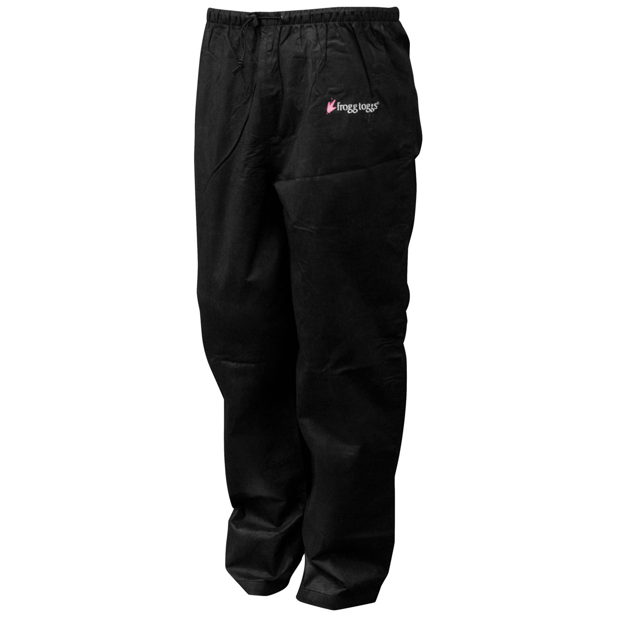 Frogg Toggs Women's Pro Action Black Pants