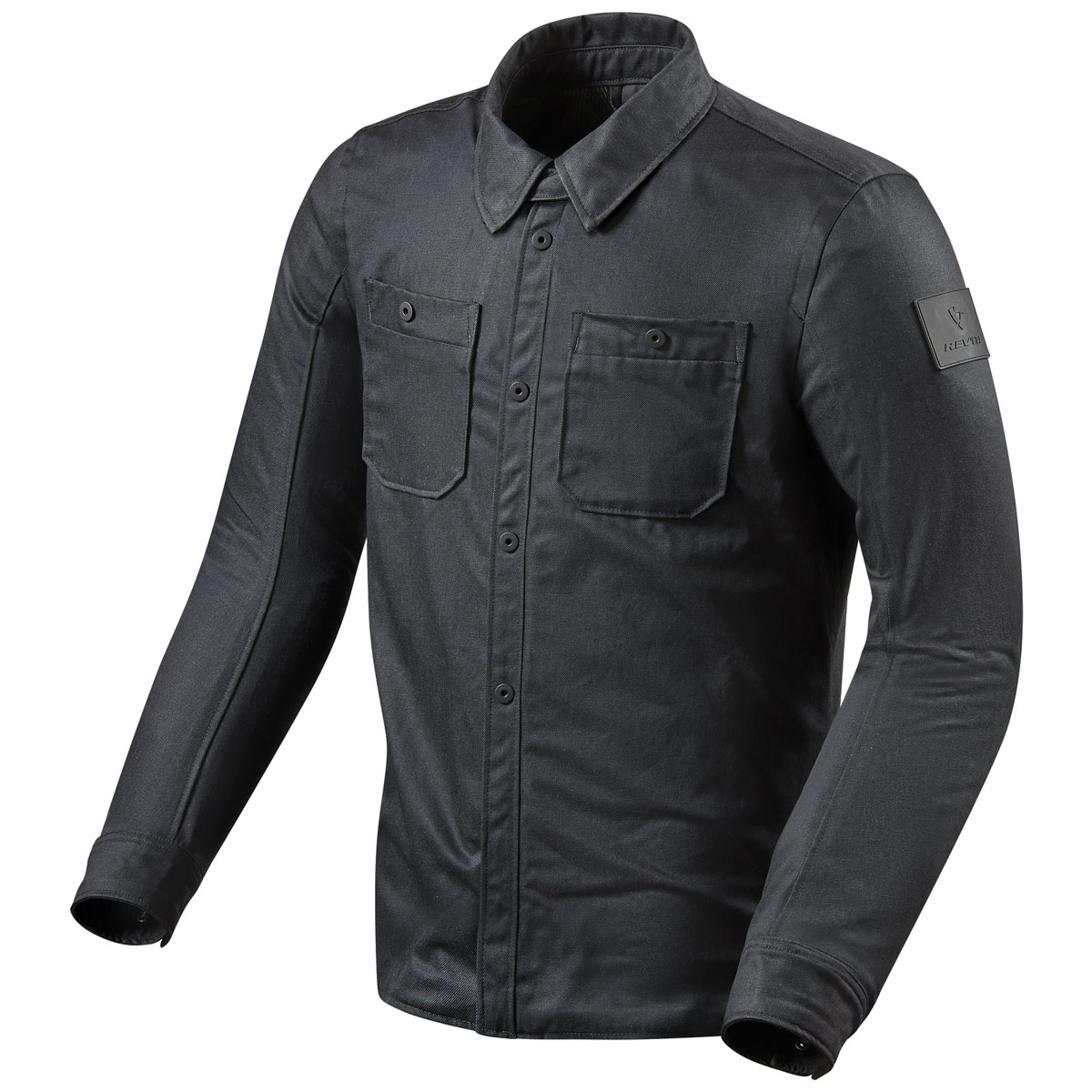 REV′IT! Men's Tracer 2 Dark Blue Overshirt