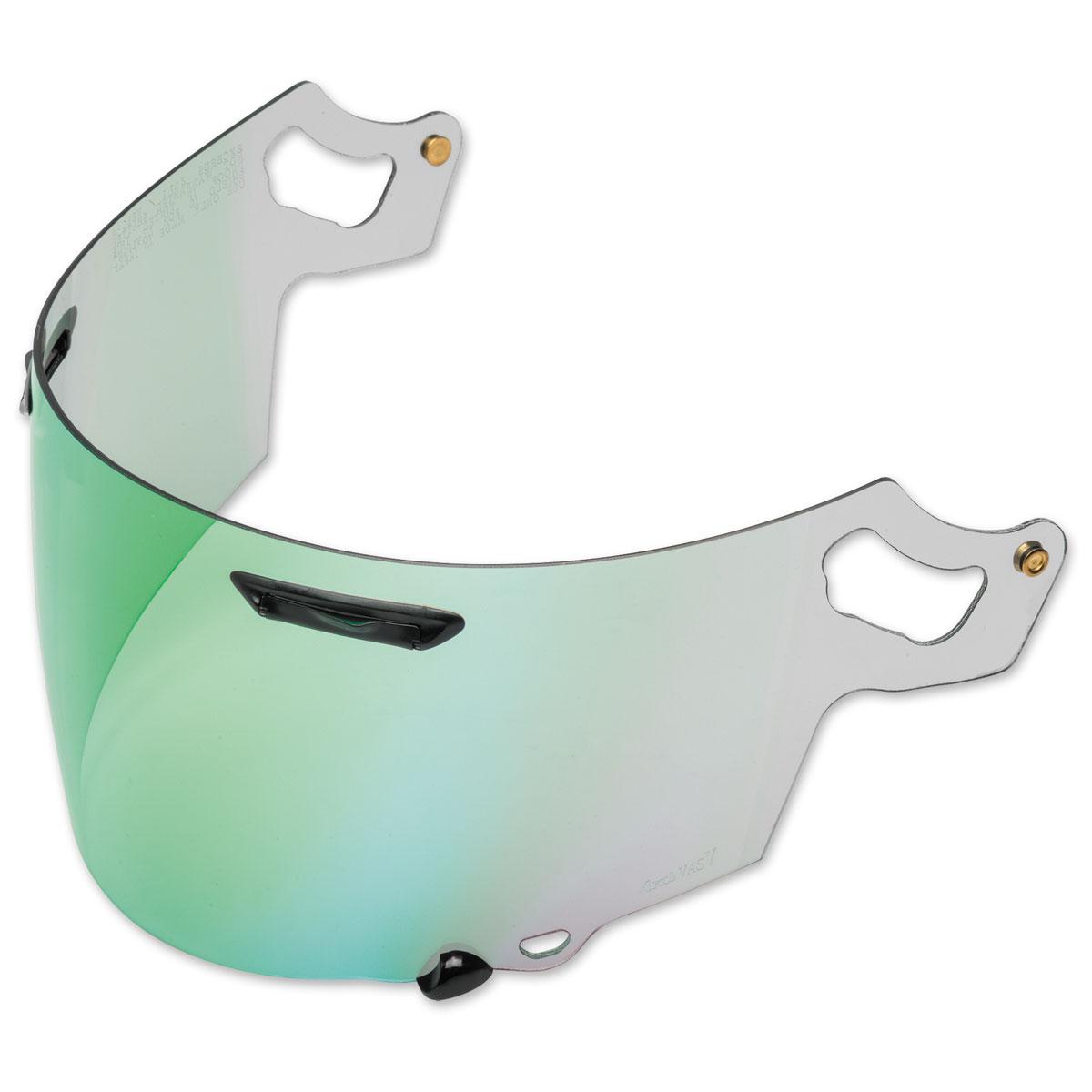 Arai VAS-V Max Vision Green Faceshield