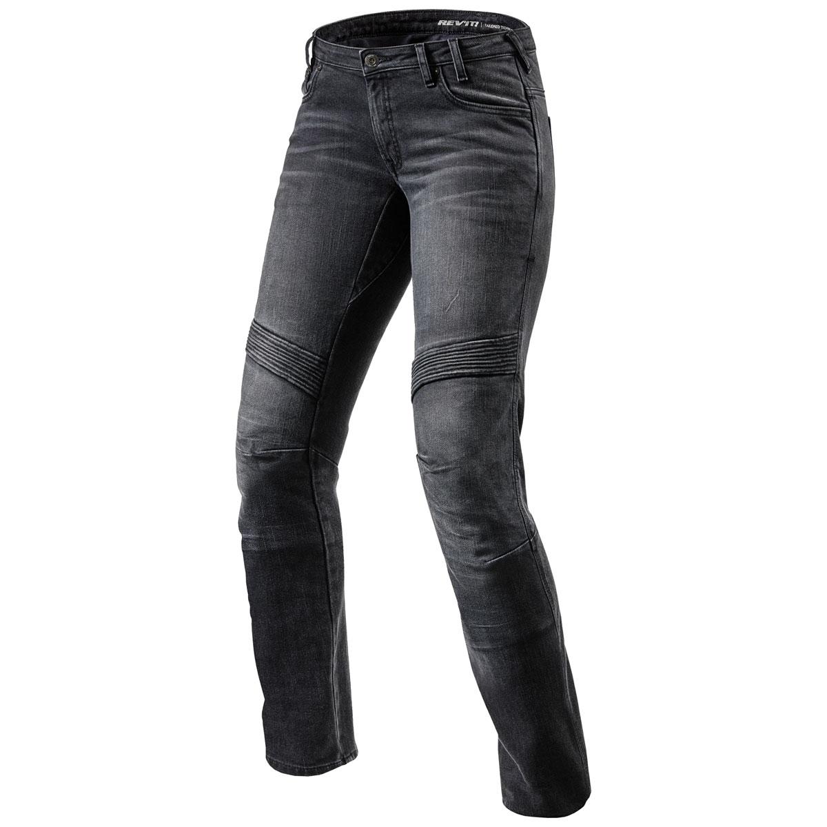 REV′IT! Women's Moto Black Jeans