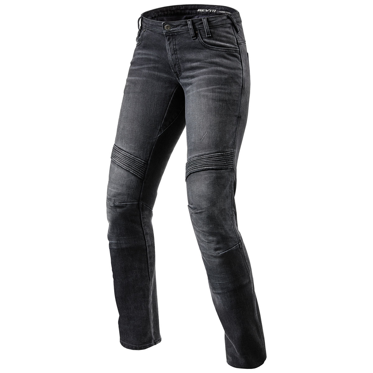 REV′IT! Women's Moto Black Jeans