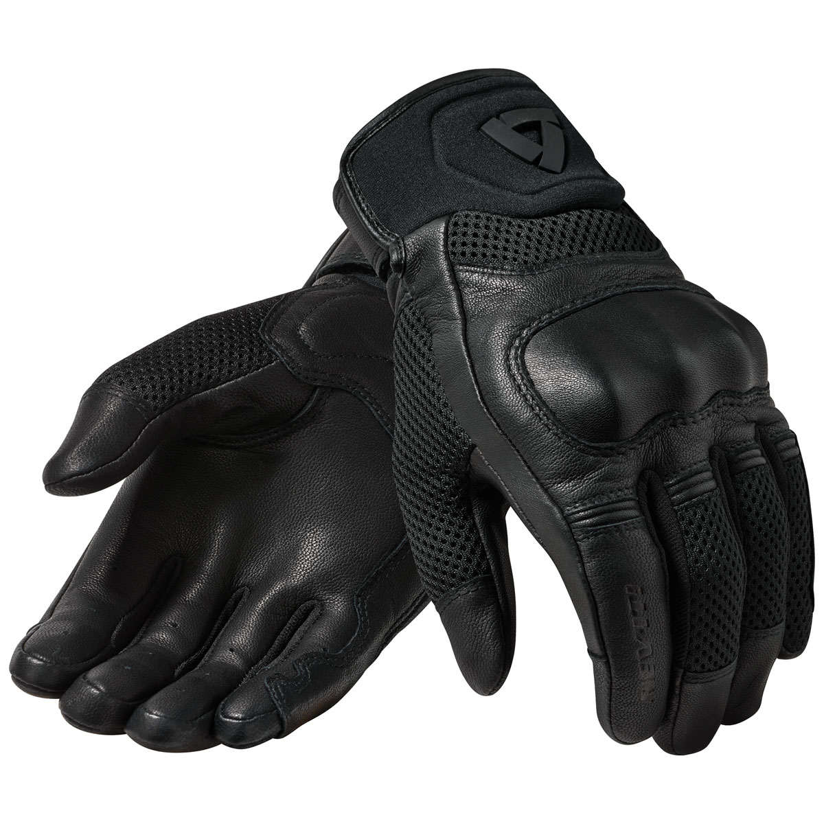 REV′IT! Men's Arch Black Gloves