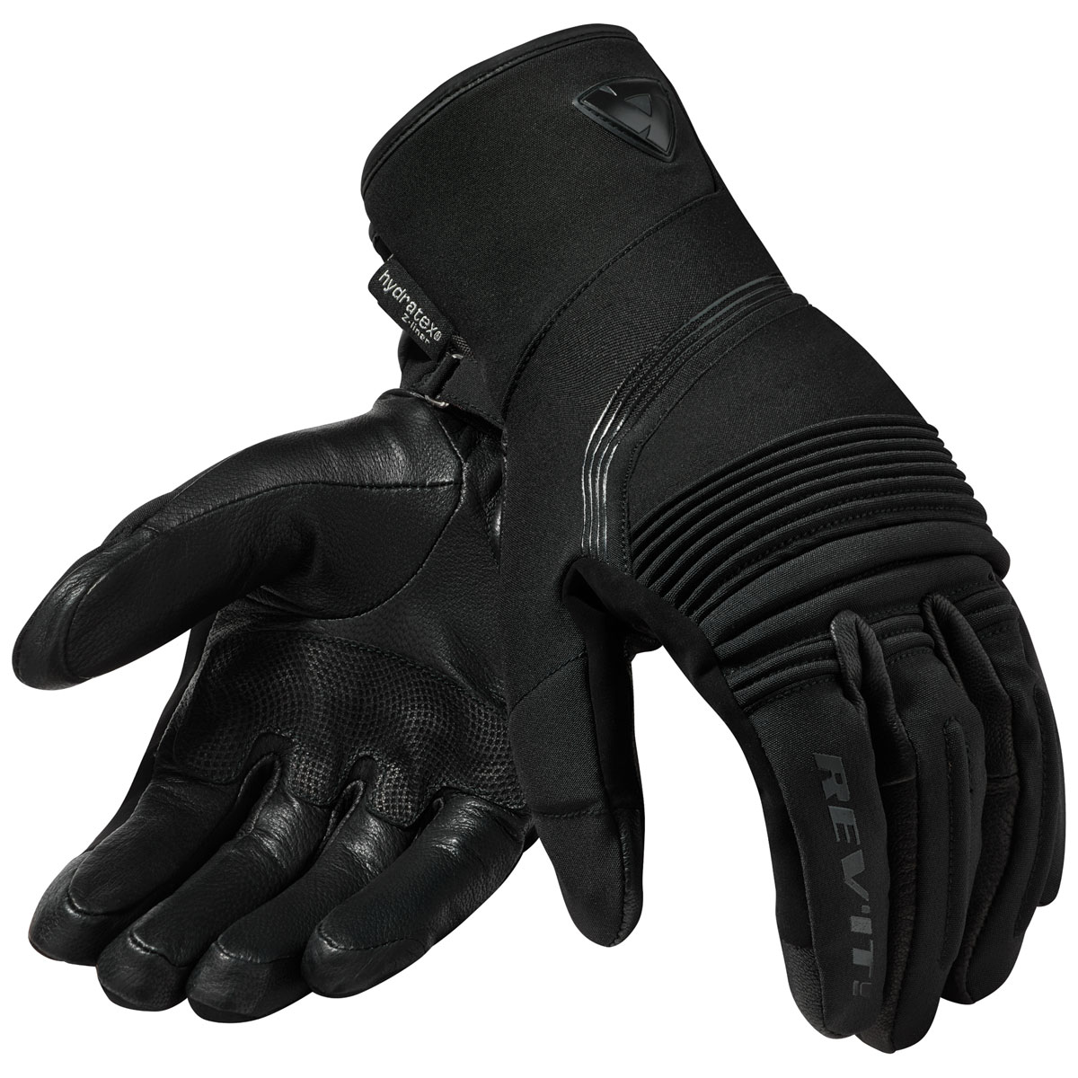 REV′IT! Women's Drifter 3 H2O Black Gloves