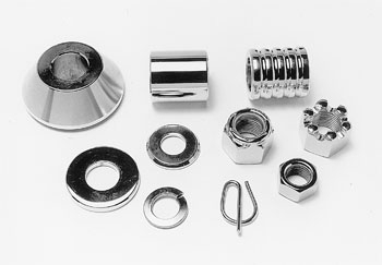 Colony Front Axle Spacer Kit