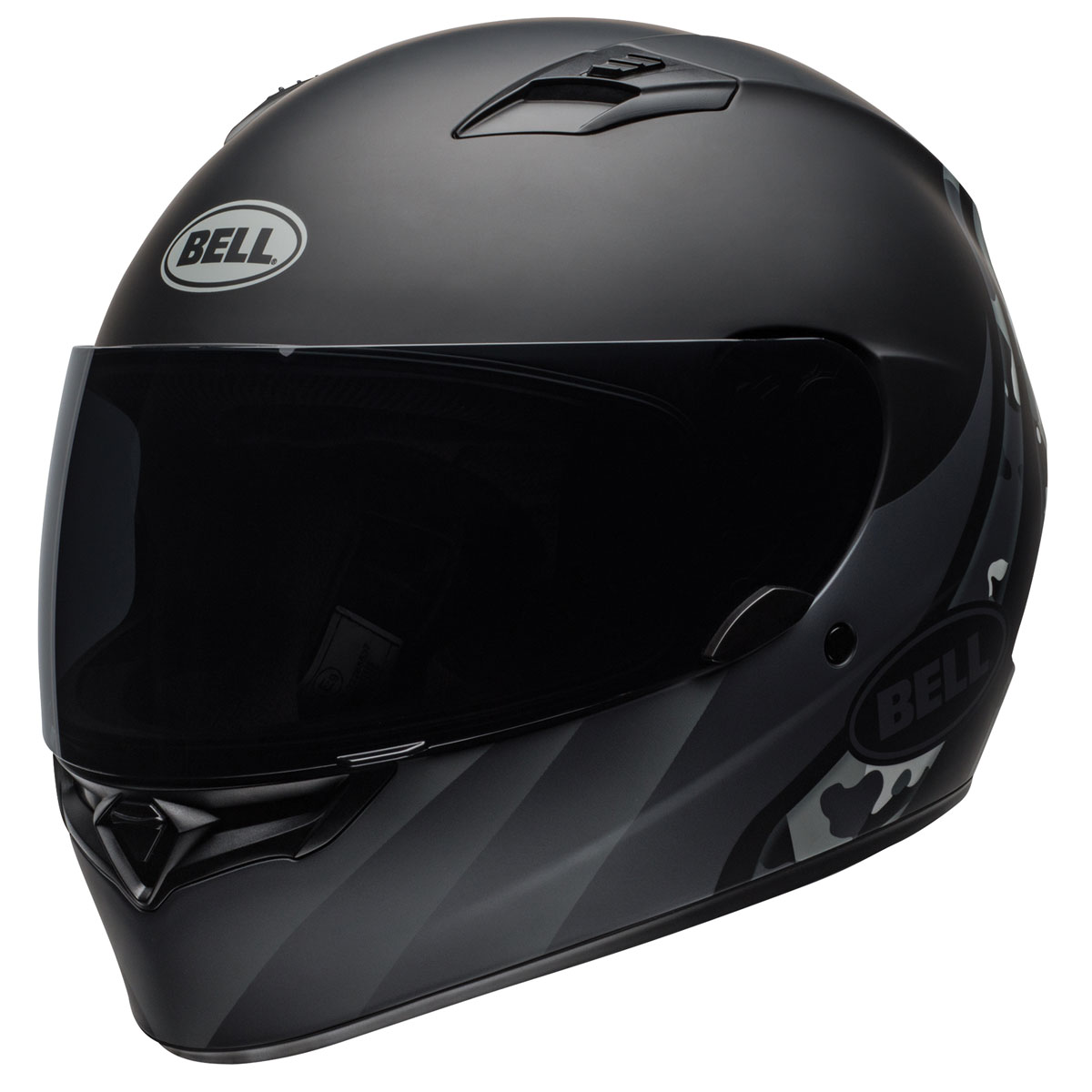 Bell Qualifier Integrity Black/Titanium Full Face Helmet