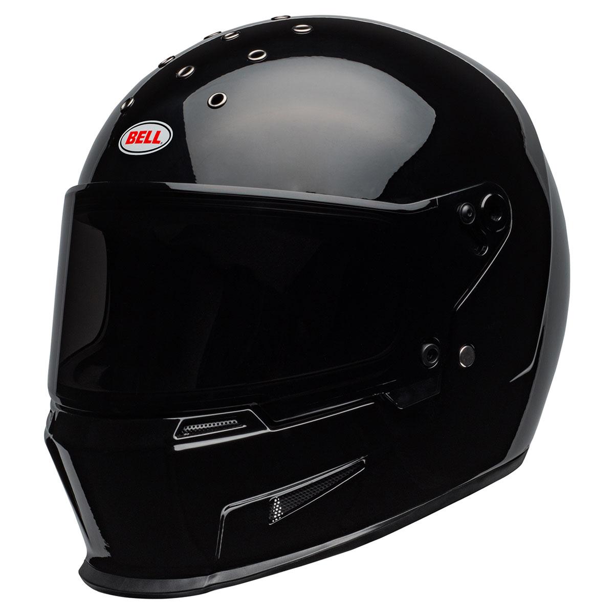 Bell Eliminator Gloss Black Full Face Helmet