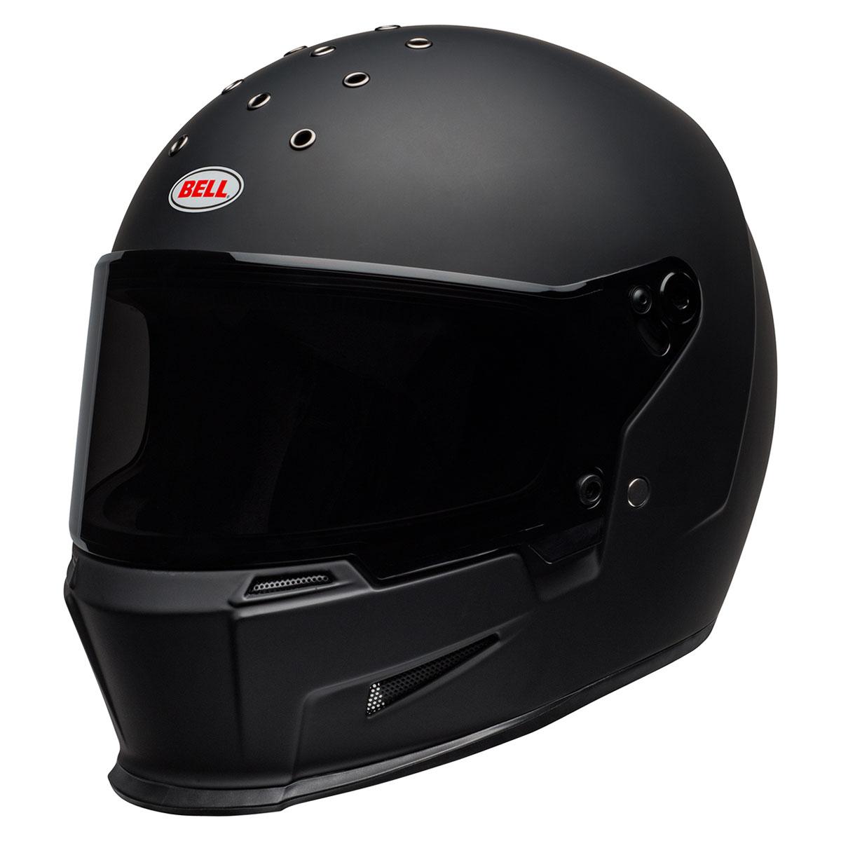 Bell Eliminator Matte Black Full Face Helmet