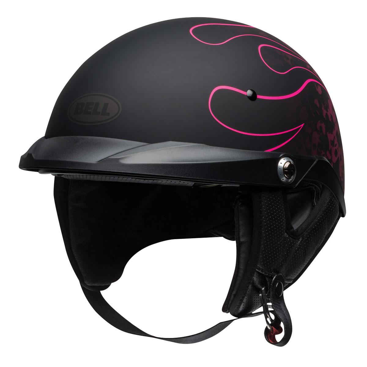 Bell Pit Boss Catacomb Pink Half Helmet