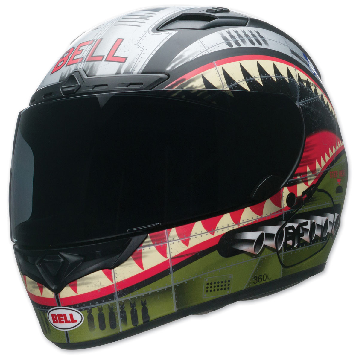 Bell Qualifier DLX MIPS Devil May Care Full Face Helmet