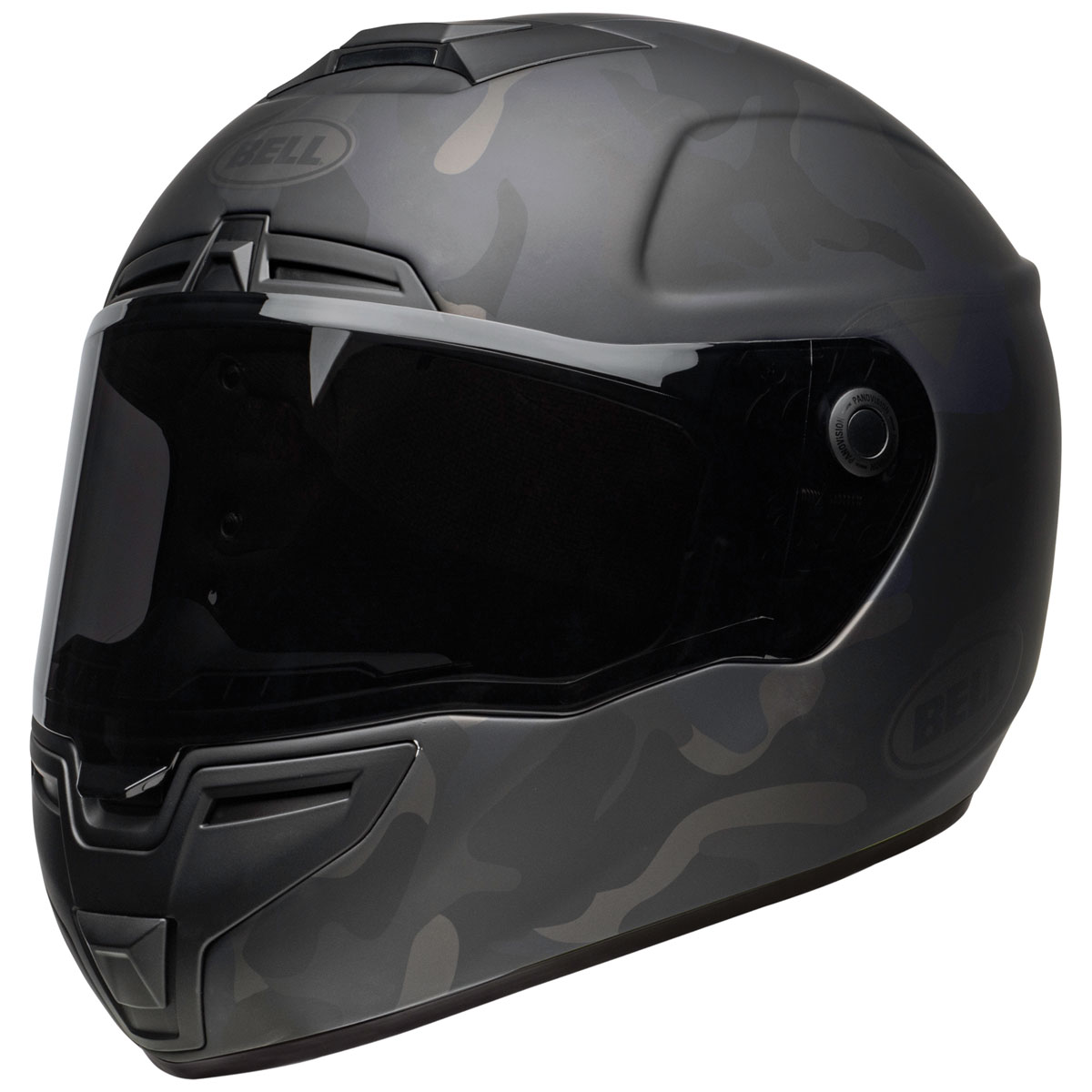 Bell SRT Stealth Black Camo Full Face Helmet