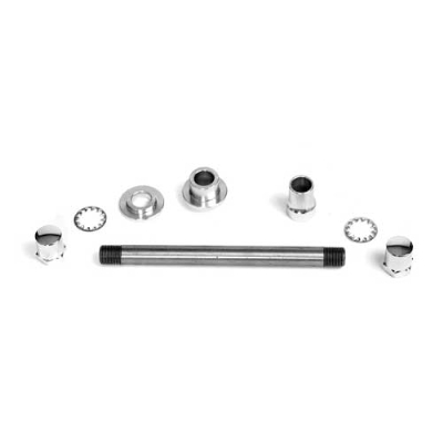 Paughco Axle Kit for Narrow Tapered Rear Leg Springer