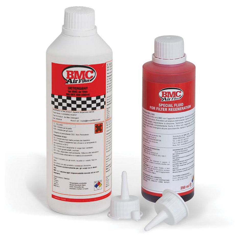 BMC Air Filter Detergent Kit