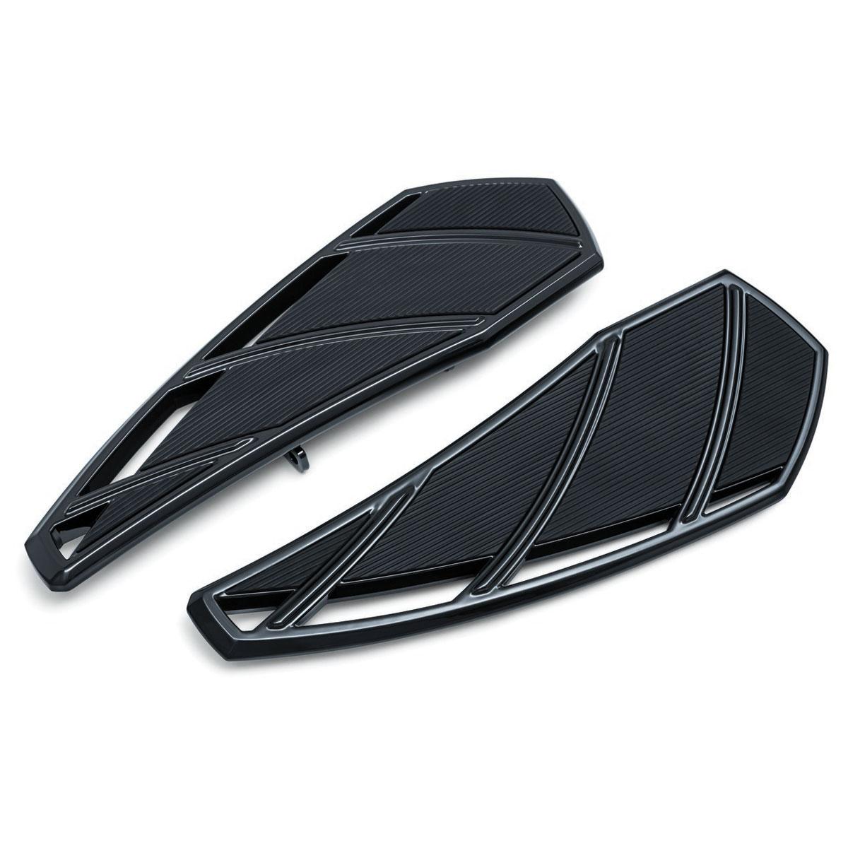 Phantom Black Driver Floorboards